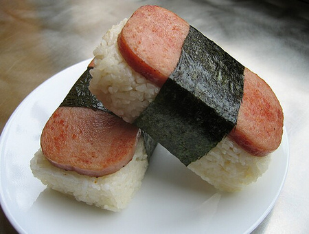Spam-Musubi