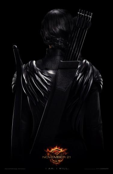 Katniss-Poster