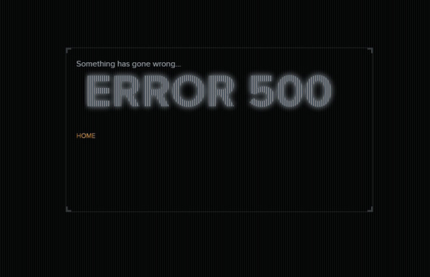 THGExp-Error
