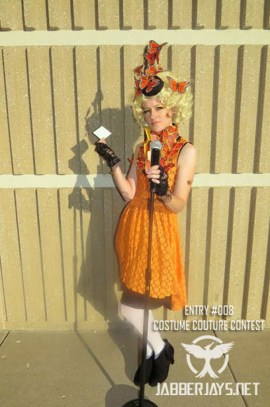 Entry #008 - Catching Fire Effie