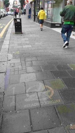 #readmockingjay graffiti bristol