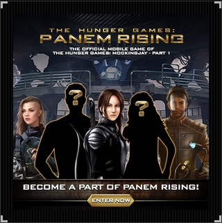 Become a part of panem rising