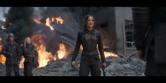 'The Hunger Games: Mockingjay Part 1' Breaks Fandango's 2014 First Day Pre-Order Records