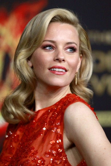 Elizabeth Banks hot at The Hunger Games-15