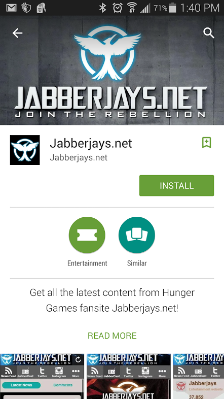 Jabberjays-App