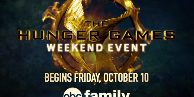 Network Premiere of 'The Hunger Games' Set for Friday, October 10th on ABC Family