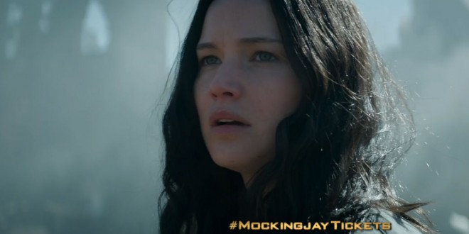 VIDEO: Watch Katniss Return to District 12 in New 'The Hunger Games: Mockingjay Part 1' Preview