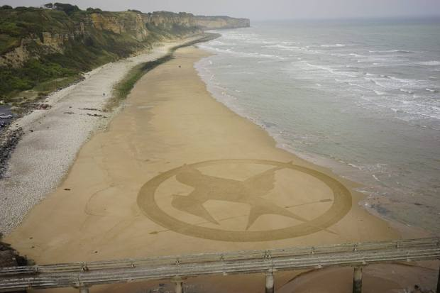mockingjay omaha beach