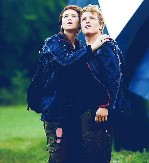 katniss and peeta victors 74th arena