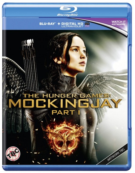 Mockingjay-Bluray