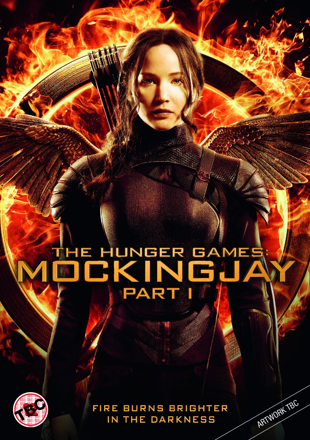 Hunger games mockingjay part 1 dvd release date