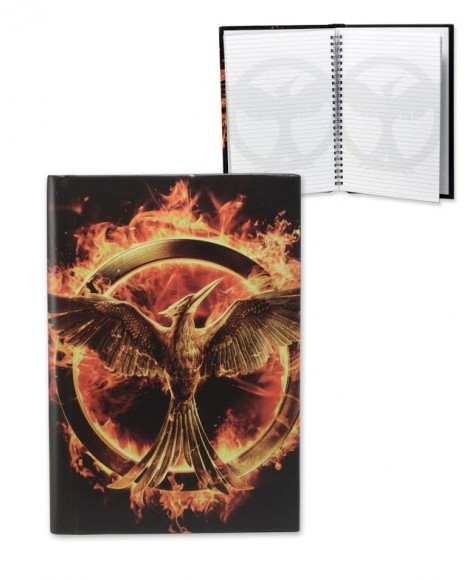 Mockingjay-Notebook