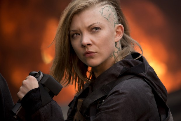 Cressida filming in District 8.