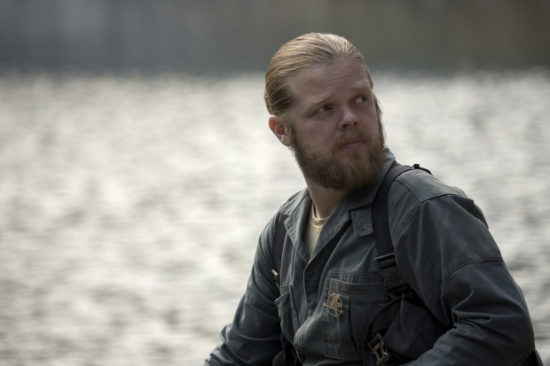 Pollux by the lake in District 12.