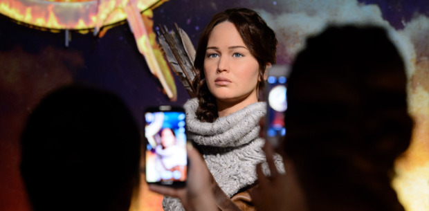 Katniss fan phones