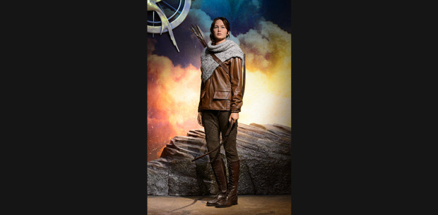 Katniss madame tussauds full shot
