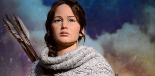 katniss madame tussauds