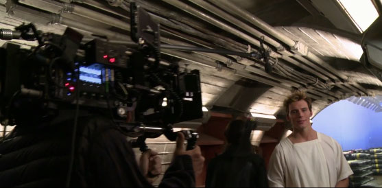 VIDEO: Lionsgate Releases Behind the Scenes Peek at Fan Favorite Scene with Finnick Odair