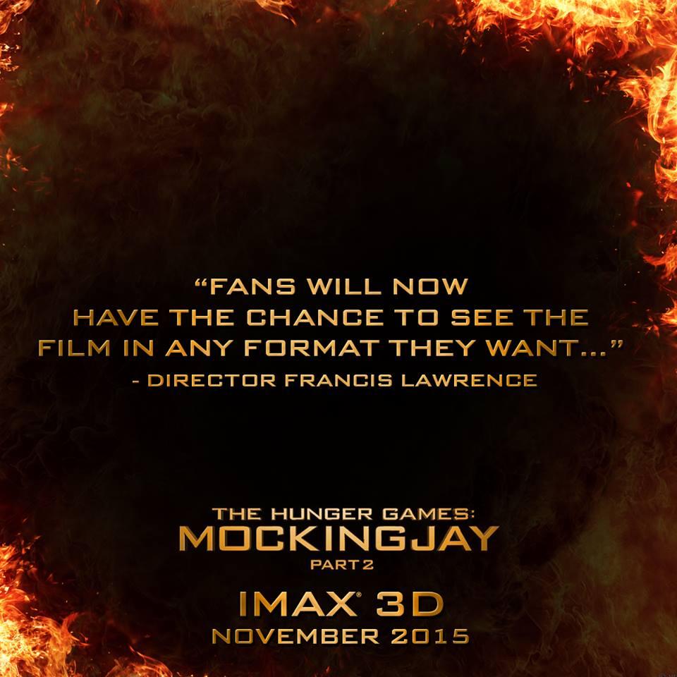 Mockingjay part 2 release date