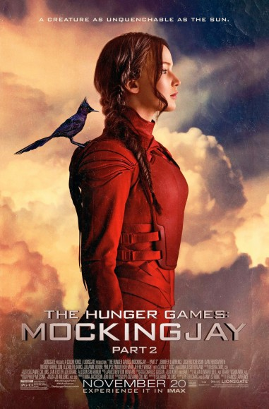 The Hunger Games Mockingjay Part 2 Creature as unquenchable as the sun