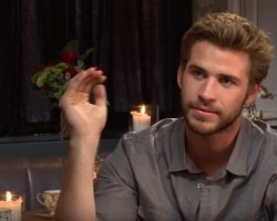Liam Hemsworth mtv