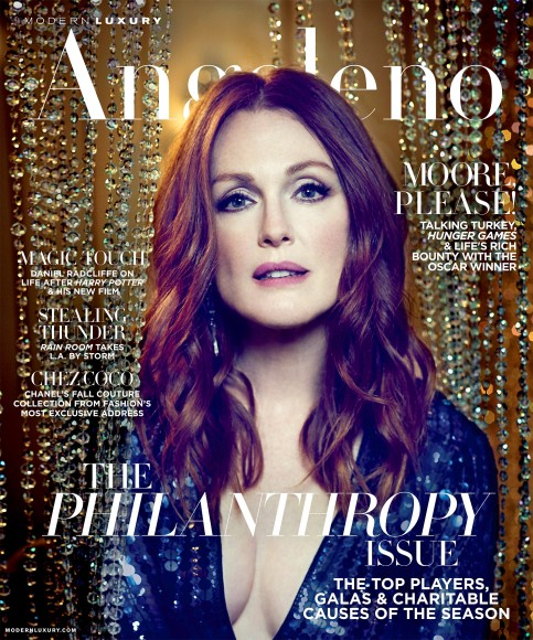 julianne moore modern luxery angeleno cover