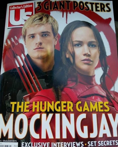 us weekly cover peeta katniss the hunger games mockingjay part 2