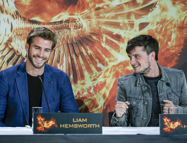 Pressconference The Tribute to Panem