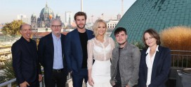 VIDEO & PHOTOS: Mockingjay Part 2 Berlin Press Conference and Photo Call