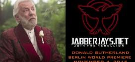 Jabberjays.net Exclusive: Mockingjay Part 2 World Premiere Interviews