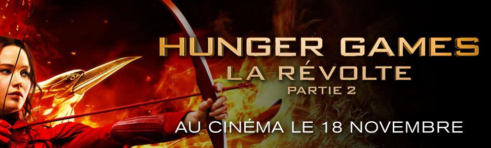 hunger games la revolte partie 2