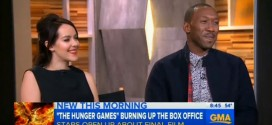 VIDEO: Jena Malone and Mahershala Ali on Good Morning America