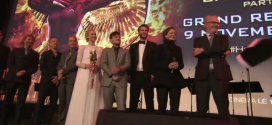 VIDEO and PHOTOS from The Hunger Games: Mockingjay Part 2 Paris Premiere