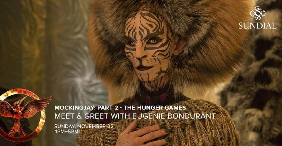 tigris eugenie bondurant meet and greet