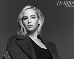 jennifer lawrence the hollywood reporter thr featured