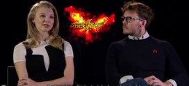 VIDEO: Hunger Games Cast and Crew on What They Like Most and Least About Each Other
