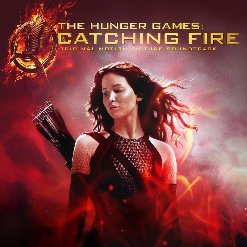 catching fire soundtrack companion album cover