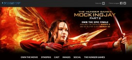 Visit Lionsgate's Official Mockingjay Part 2 Home Entertainment Website