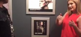 VIDEO: Willow Shields and Elden Henson's Hunger Games Exhibition Interview