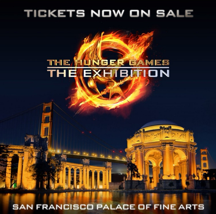 the hunger games the exhibition san francisco