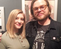 willow shields elden henson san francisco hunger games the exhibition