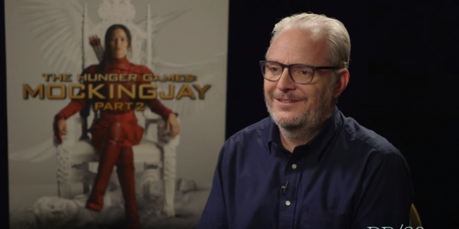 "VIDEO: Francis Lawrence: ""I'm Really Happy and Satisfied That We Were Honest To The Books"""