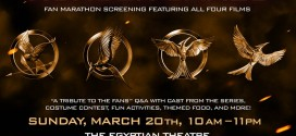 ANNOUNCEMENT: Giveaway for Hunger Games Fan Marathon Coming Tomorrow!
