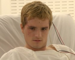 josh hutcherson district 13 hospital