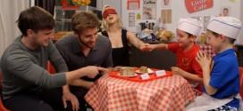 VIDEO: Jennifer, Josh and Liam on Ant and Dec's Saturday Night Takeaway