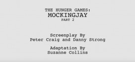 Mockingjay Part 2 Featurette: The Role of Suzanne Collins