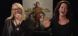 VIDEO: Makeup Artists Ve Neill, Nikoletta Skarlatos and Glenn Hentrick on Hunger Games Family