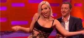 VIDEO: Jennifer Lawrence on The Graham Norton Show