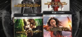 Lionsgate Announces 'The Hunger Games Series' 4K Ultra HD Combo Pack