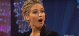 VIDEO: Jennifer Lawrence's Catching Fire Butt Scratchin' Story (and Apology)